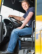 Commercial Driver Training Program Online