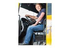 Commercial Driver Training Program Online