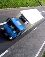 Hazards of Changing Lanes for Light Commercial Vehicles Online Course